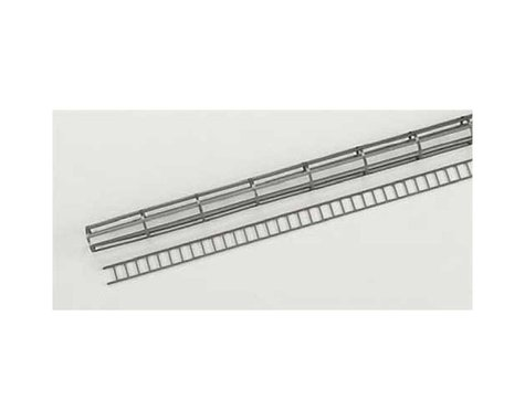 "Plastruct CL-8 O Ladder w/Cage,1/4"""