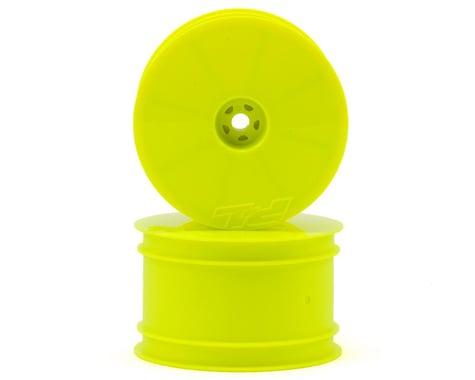 "Pro-Line Velocity 2.2"" Rear Wheels (2) (B6/22/RB6/ZX6) (Yellow)"