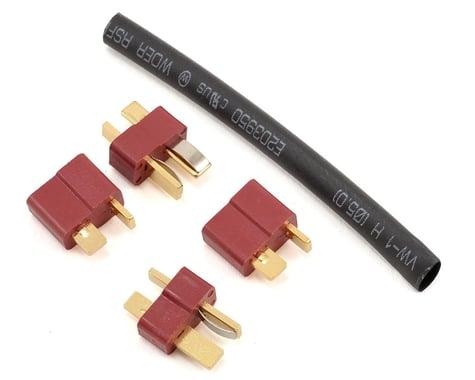 ProTek RC T-Style Ultra Plugs (2 Male/2 Female)