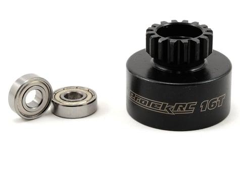ProTek RC Hardened Clutch Bell w/Bearings (16T) (Mugen/OFNA Style)