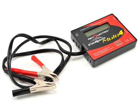 Revolectrix Cellpro Multi4 Battery Charger Combo w/XH-EH Adapter (4S/4A/50W)