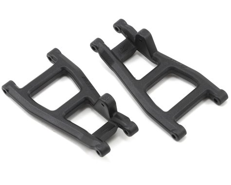 RPM Rear A-Arms (Black) (Nitro Rustler,Stampede,Sport) (2)