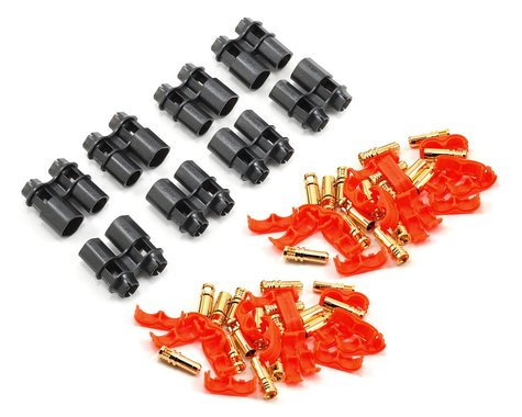 RCPROPLUS Pro-D6 Supra X Battery Connector (4 Sets) (8~10AWG)