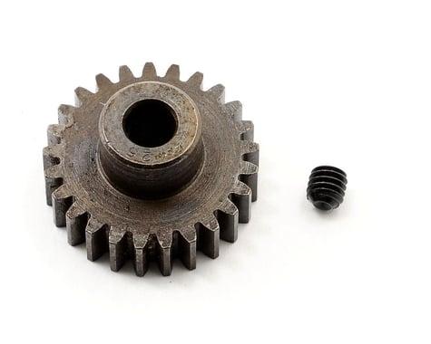 Robinson Racing Extra Hard Steel .8 Mod Pinion Gear w/5mm Bore (25T)