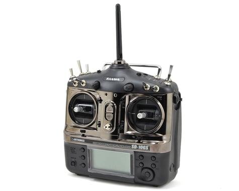 Sanwa/Airtronics SD10GS 10-Channel 2.4GHz FHSS-3 Radio System