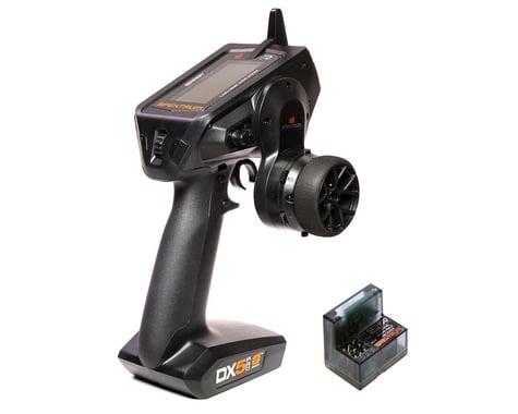 Spektrum RC DX5 Pro 2021 5-Channel DSMR Surface Radio w/SR2100 Receiver