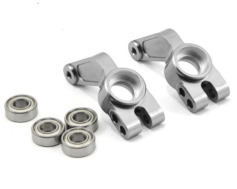 ST Racing Concepts Oversized Rear Hub Carrier w/Bearings (Silver)