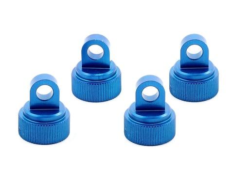ST Racing Concepts Aluminum Shock Cap (Blue) (4)