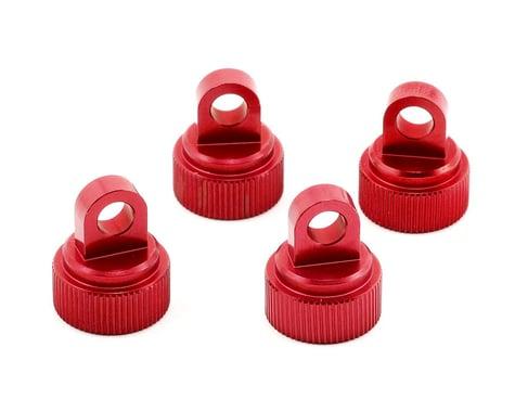 ST Racing Concepts Aluminum Shock Cap (Red) (4)
