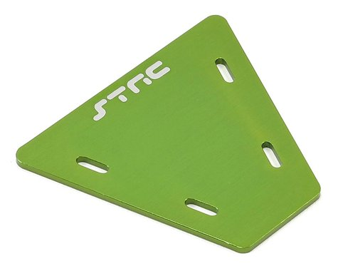 ST Racing Concepts ELEC MOUNT PLATE AX10 GRN