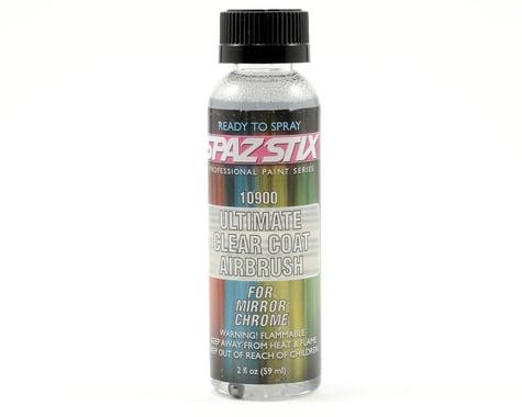 Spaz Stix Ultimate Mirror Chrome Clear Coat Paint (2oz)