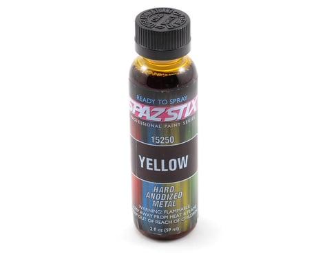 """Spaz Stix """"Candy Yellow"""" Hard-Anodized Paint (2oz)"""