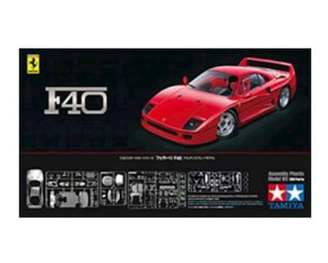 Tamiya 1/24 Ferrari F40 Model Kit