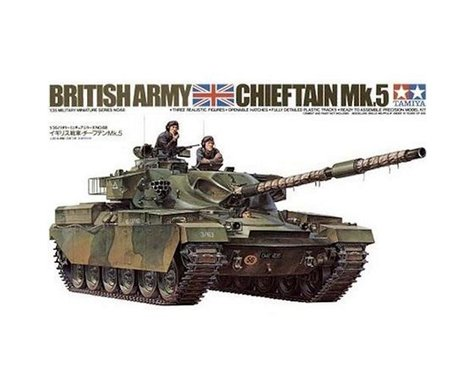 Tamiya 1/35 British Chieftain Mk5 Model Kit