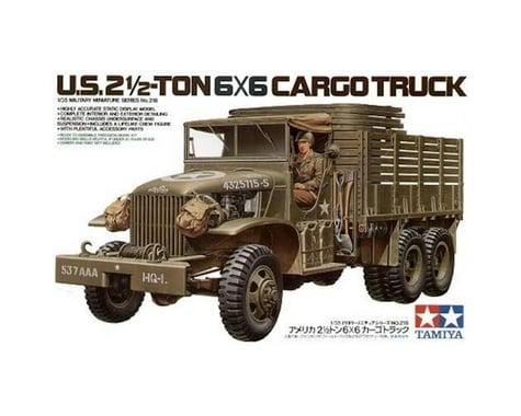 Tamiya 1/35 US 2.5 Ton 6x6 Cargo Truck Model Kit