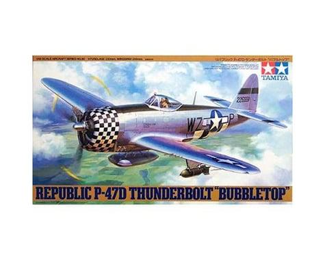 Tamiya 1/48 P-47D Bubbletop