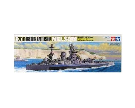 Tamiya 1/700 British Nelson Battleship Model Kit