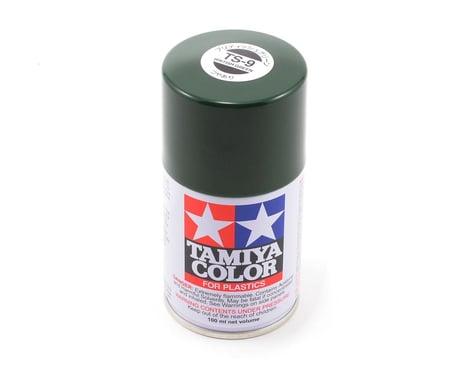 Tamiya TS-9 British Green Lacquer Spray Paint (100ml)
