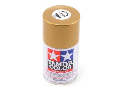 Tamiya TS-21 Gold Lacquer Spray Paint (100ml)