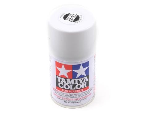 Tamiya TS-27 Matte White Lacquer Spray Paint (100ml)