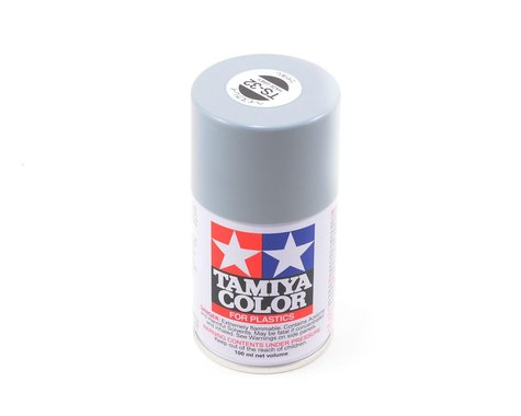 Tamiya TS-32 Haze Grey Lacquer Spray Paint (100ml)