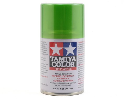Tamiya TS-52 Candy-lime Green Lacquer Spray Paint (100ml)