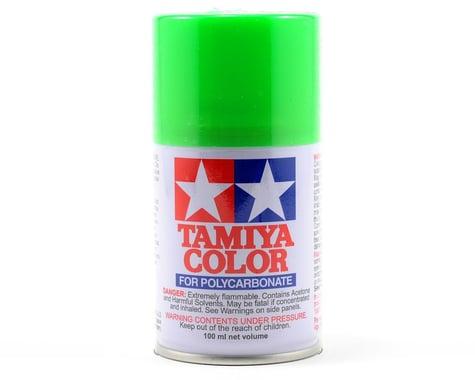 Tamiya PS-28 Fluorescent Green Lexan Spray Paint (100ml)