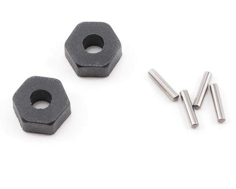 Traxxas 12mm Hex Stub Axle Pin & Collar Set