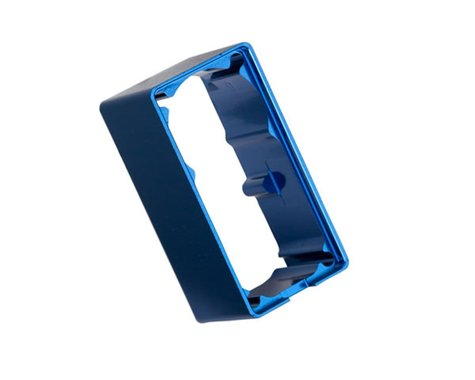 Traxxas 330 Aluminum Center Servo Case (Blue)