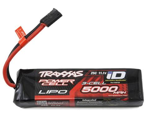 "Traxxas 3S ""Power Cell"" 25C LiPo Battery w/iD Traxxas Connector (11.1V/5000mAh)"