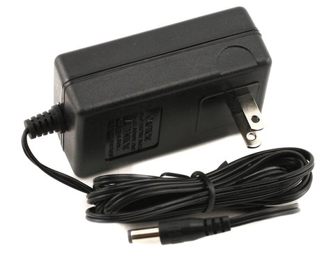 Traxxas Power adapter, AC (for RX Power Charger)