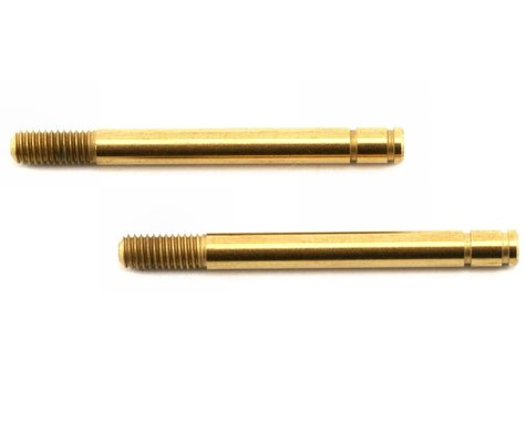 Traxxas Rear Shock Shafts 32mm (Titanium Nitride) (2)