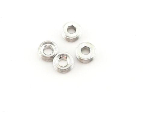 Traxxas Aluminum Caps Pivot Balls T-Maxx (4)