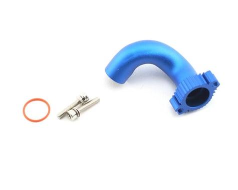 Traxxas Aluminum Header (Blue)