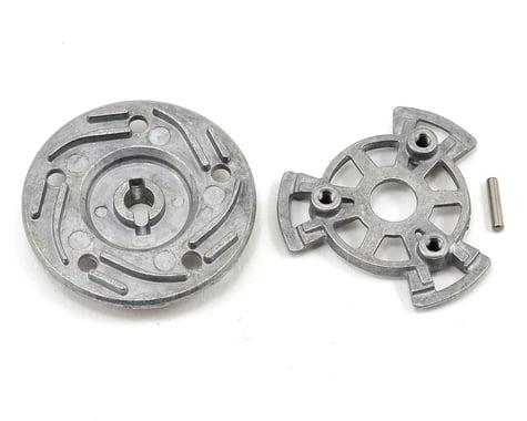 Traxxas Revo Slipper pressure plate and hub (alloy)
