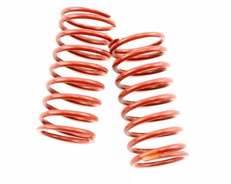 Traxxas Shock Springs (Orange - GTR 3.2) (2) (Revo)