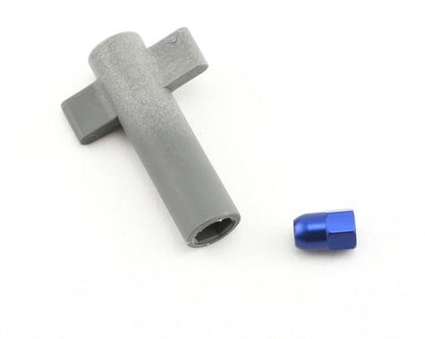 Traxxas Antenna Crimp Nut & Antenna Nut Tool Set (Blue)