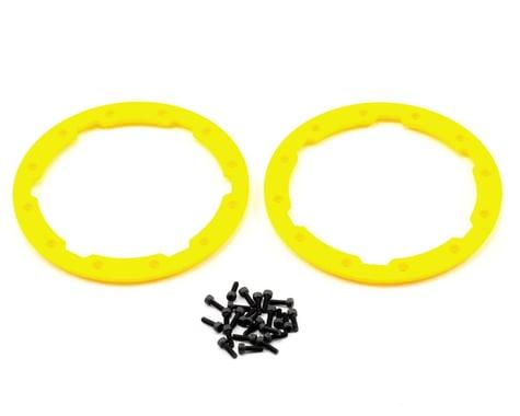 Traxxas Beadlock Style Sidewall Protector w/Hardware (Yellow) (2)