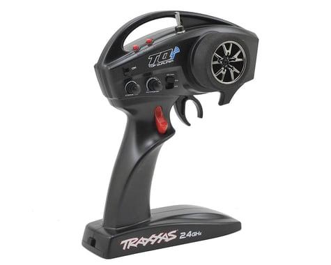 Traxxas TQi 2.4GHz 4-Channel Radio System w/Link Wireless, TSM & Micro Receiver