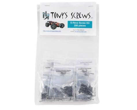 Tonys Screws Traxxas E-Revo Screw Kit