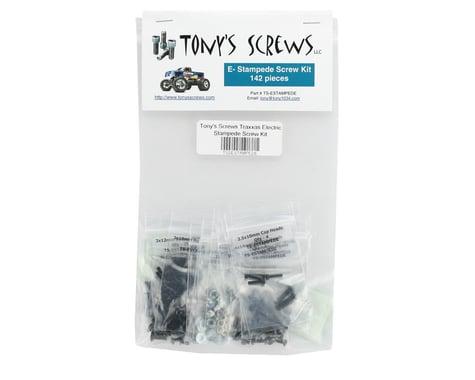 Tonys Screws Traxxas Electric Stampede Screw Kit