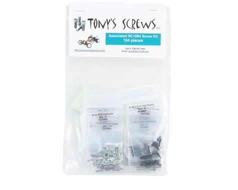 Tonys Screws Associated RC10B4 Screw Kit