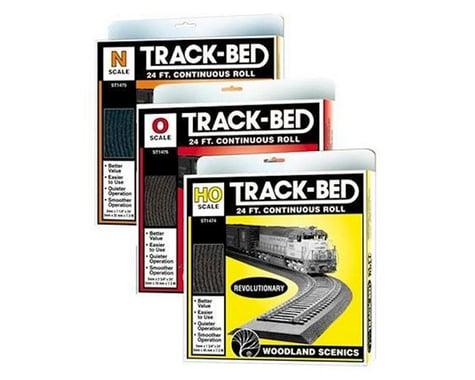 Woodland Scenics O Track-Bed Roll, 24'