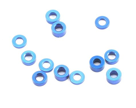 Xray Aluminum Set Up Shims (1.0mm, 2.0mm, 3.0mm)