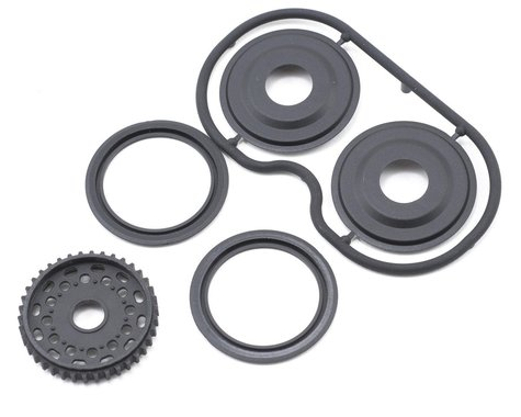 Xray 38T Differential Pulley w/Labyrinth Dust Cover (T2 008)