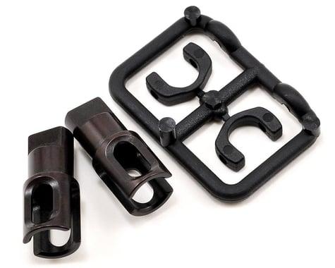 Xray Spring Steel Solid Axle Driveshaft Adapter Set w/Blades (2)