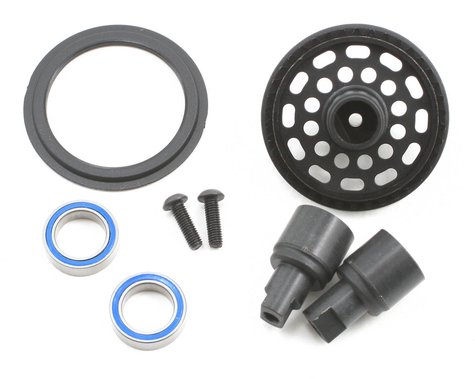 Xray 38T Composite Solid Axle Set (T2 008)