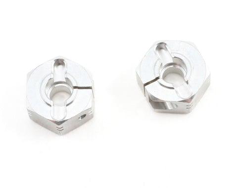 Xray +1.5mm Offset Aluminum Wheel Hub (2) (T2 008)