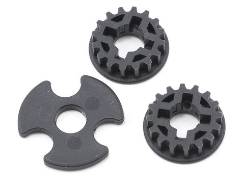 Xray 16T Fixed Layshaft Pulley (2) (T2'008)