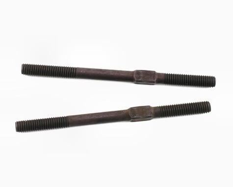 Xray Adjustable Turnbuckle M3 L/R 45mm - Spring Steel (2)